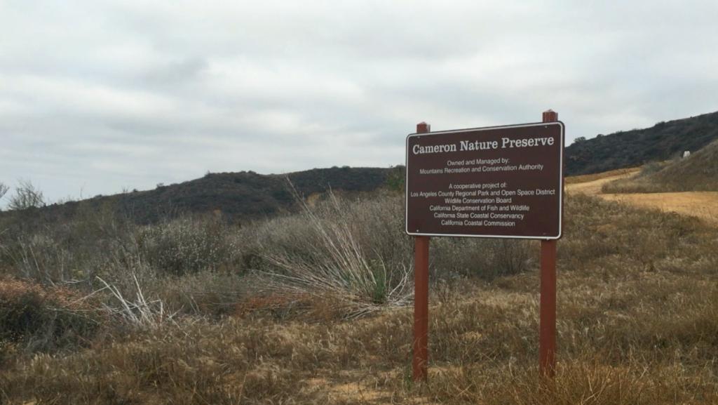 Malibu Buzz | Cameron Nature Preserve | All Things Malibu