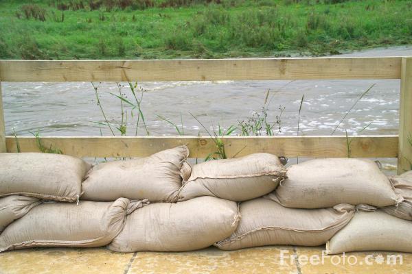 Sandbags for El Nino | All Things Malibu