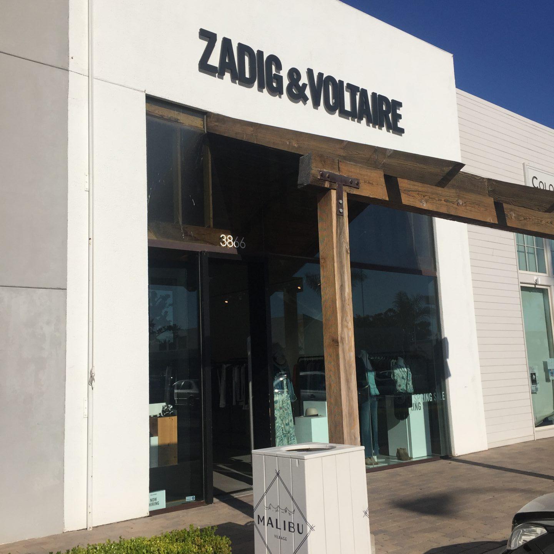 Zadig & Voltaire Store Malibu