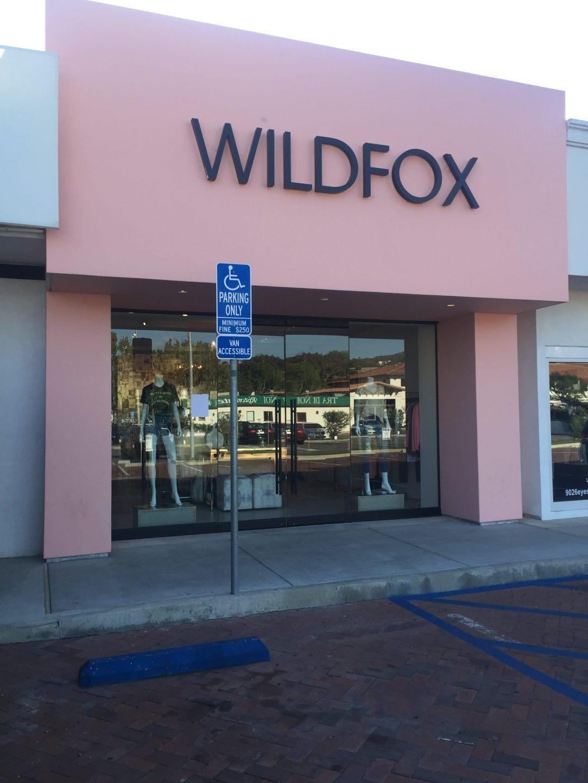 wildfox storefront malibu