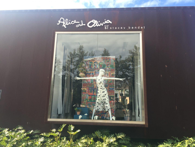 alice & olivia malibu store