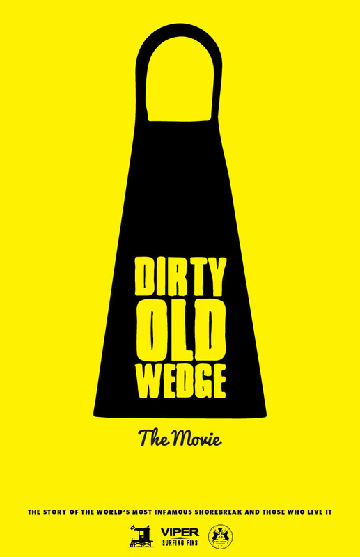 dirty old wedge logo