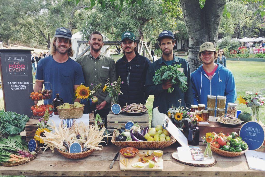 Saddlerock Gardens Staff