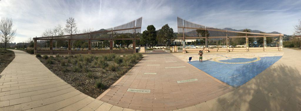 legacy park panorama